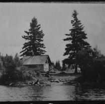 Image of 1536 - The Ranger Cabin between Burntroot and the Petawawa.