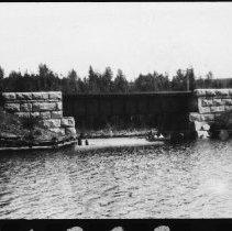 Image of 1817 - Joe Lake bridge.