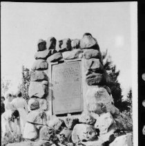 Image of 1818 - Tom Thomson Cairn.
