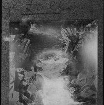 Image of 1856 - High Falls, Muskoka River