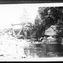 Image of 1870 - Tea Lake Dam