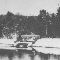 Image of 1884 - Pen Lake Dam.