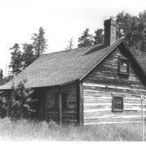 Image of 1973 - Cabin, Basin Depot.