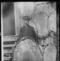 Image of ca. 1916 - Steve Waters, Ranger.