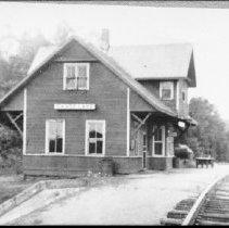 Image of Canoe Lake Station.