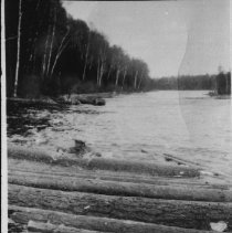 Image of 2057 - Opeongo River driving.