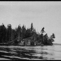 Image of 2228 - Opeongo Lake campsite.