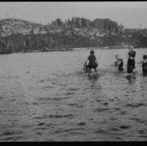Image of 2272 - Swimming in Rock Lake.