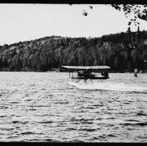 Image of 2321 - Tiger Moth, Opeongo Lake.