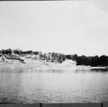 Image of Mill area at Brule Lake.