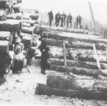 Image of between 1945 a 1949 - McRae's, Hay Lake.