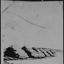 Image of 1928 or 1929 - The Airy mill on Galeairy Lake.