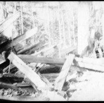 Image of 2531 - Old Staniforth Camp #1 at Kiosk.