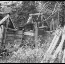 Image of 2532 - Old Staniforth Camp #1 at Kiosk.