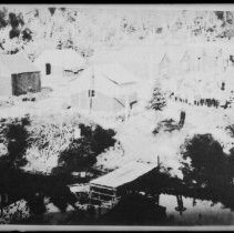 Image of 1933 - Road camp.