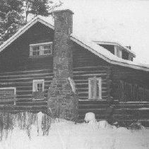 Image of 2597 - Farley cottage, Canoe Lake.