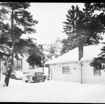Image of 2628 - Lands & Forests office and staffhouse, Cache Lake.