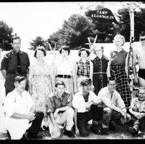 Image of between 1950 a 1958 - International Air Cadet Camp.