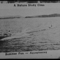 "Image of 2660 - ""Summer Fun- Aquaplaning."""