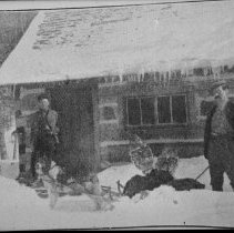 """Image of 2665 - """"'Bide a wee' Shelter House."""""""