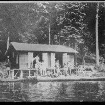 """Image of 2672 - """"The Boathouse."""""""