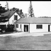 Image of 2719 - Superintendent's house, Cache Lake.