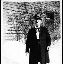 Image of 2738 - Mr. Archie Benn at Brule Lake.