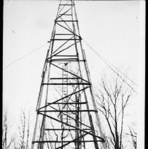 Image of 2769 - Fire tower at the Summit.