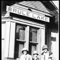 Image of 2792 - Brule Lake station.