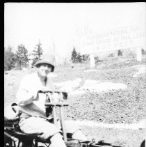 Image of 2803 - Mrs. Bea (Tom) McCormick at the Summit.