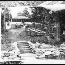 Image of 1928 - Bartlett Lodge, Cache Lake.