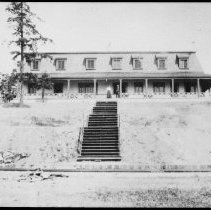 Image of 2874 - Highland Inn, Cache Lake.