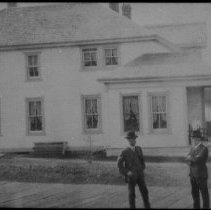 Image of 2876 - Ranger's Staffhouse, Cache Lake.