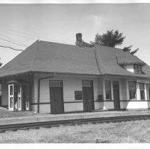 Image of 2938 - Algonquin Park Station, Cache Lake.
