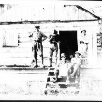 Image of 3126 - Shelter House, Lake Opeongo.