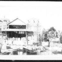 Image of 3130 - Theatre at Camp Ahmek.