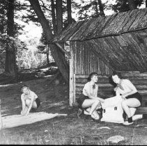 Image of 3142 - Girls from Camp Tanamakoon.