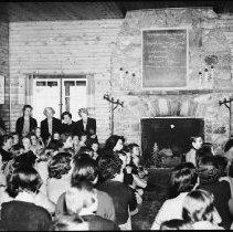 Image of Camp Tanamakoon assembly.