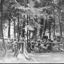 Image of 3151 - Outdoor chapel, Camp Tanamakoon.