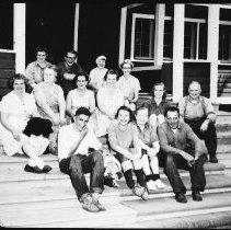 Image of 3154 - Camp Tanamakoon staff.