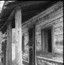 Image of 1976 - Old building at Basin Depot