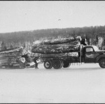 Image of 3242 - Logging on the west side of Algonquin Park