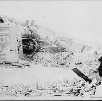 Image of 3293 - Train wreck