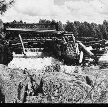 Image of 1947 - Logging dam