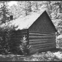 Image of 3365 - Kitty Lake ranger cabin