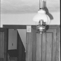 Image of 3381 - Interior of one of the Gilmour buildings on Pirie's Island