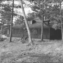 Image of 1976 - One of the Gilmour buildings on Pirie's Island