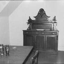Image of 3407 - Interior of Gilmour building on Pirie's Island