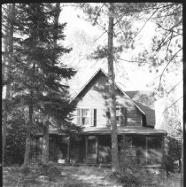 Image of 3409 - One of the original Gilmour buildings on Pirie's Island