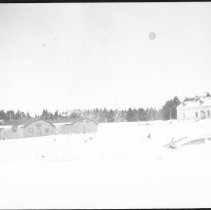 Image of 1926 - Cookery and sleep camp of Brent Lumber Co.